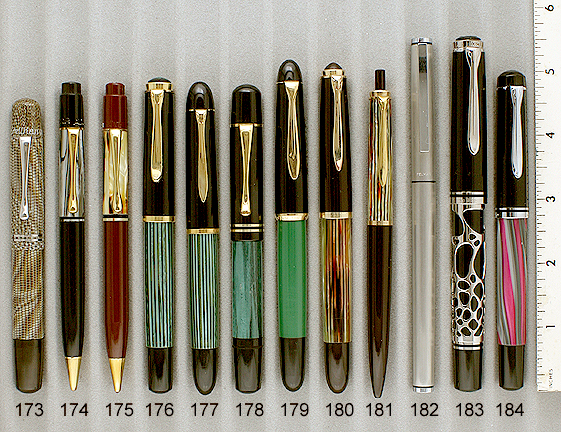 Vintage Pens Catalog 58 March 2011