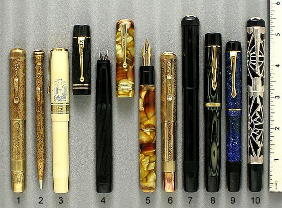 Vintage Pens Catalog #55 (June 2010)