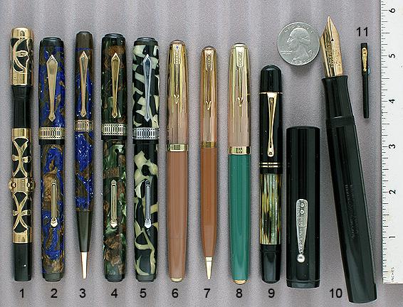 Vintage Pens Catalog #66 (March 2013)